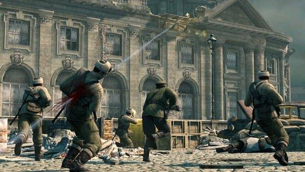 Sniper Elite V2 sin modo cooperativo online en Wii U