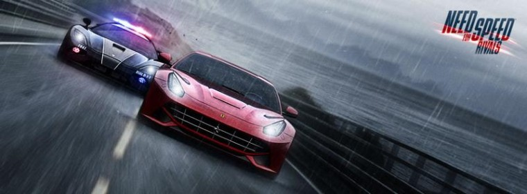 EA anuncia Need For Speed Rivals para Xbox One y PlayStation 4