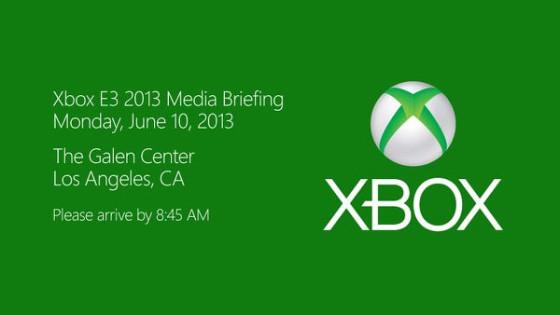 La presentación de Microsoft previa al E3 ya tiene fecha