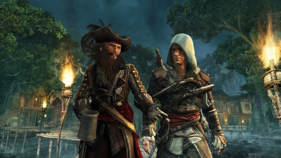 Video: Primer vistazo a  Assassin's Creed 4 en PlayStation 4