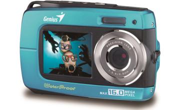 Conoce la cámara G-Shot 510 de Genius