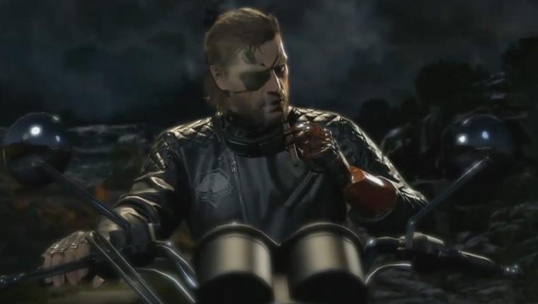 Hideo Kojima promete mucho gameplay en el nuevo trailer de Metal Gear 5