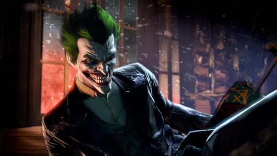 Primer vistazo a Joker en Batman: Arkham Origins