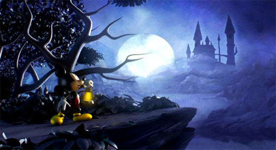 Video: Detrás de las cámaras en Castle of Illusion HD