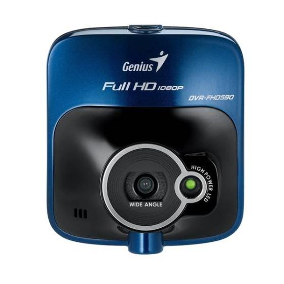 Descubre la nueva videogrababora DVR-FHD590 de Genius