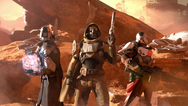 Video: Nuevo trailer de Destiny