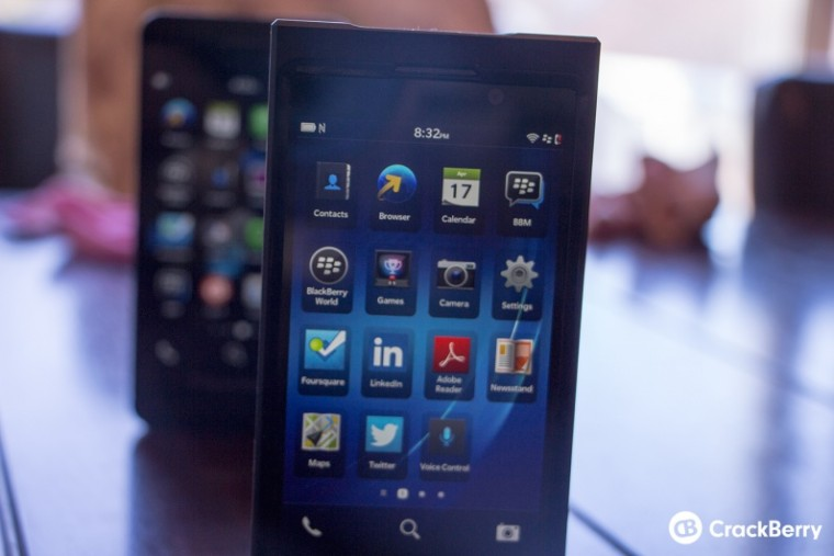 BlackBerry 10.1 para el smartphone BlackBerry Z10 – Sigue Mejorando para Mantenerte en Movimiento