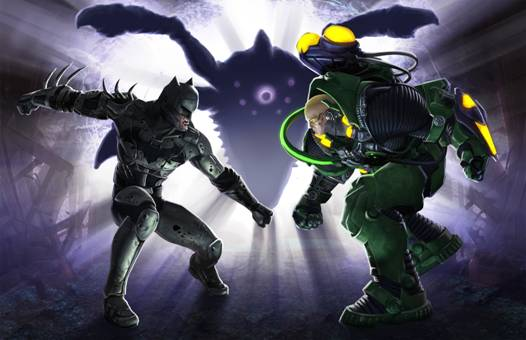 Origin Crisis, el DLC de DC Universe Online ya está disponible