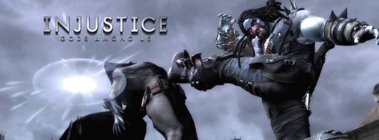 Ya está disponible el primer DLC de Injustice: Gods Among Us
