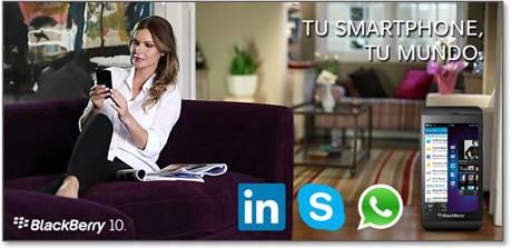 Siguen los lanzamientos de nuevas apps en México para el BlackBerry Z10