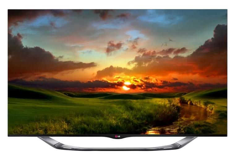 Conoce el nuevo televisor LG SMART TV CINEMA 3D 60LA8600