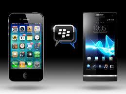 BBM para iOS y Android se Lanzará este Verano