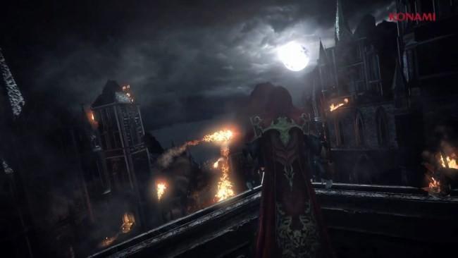 Video: Nuevo trailer de Castlevania: Lords of Shadow 2
