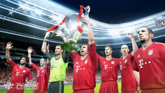 PES 2014 no estará disponible para Xbox One y PlayStation 4