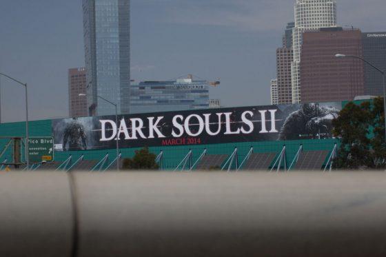 Dark Souls 2 ya tiene fecha de estreno