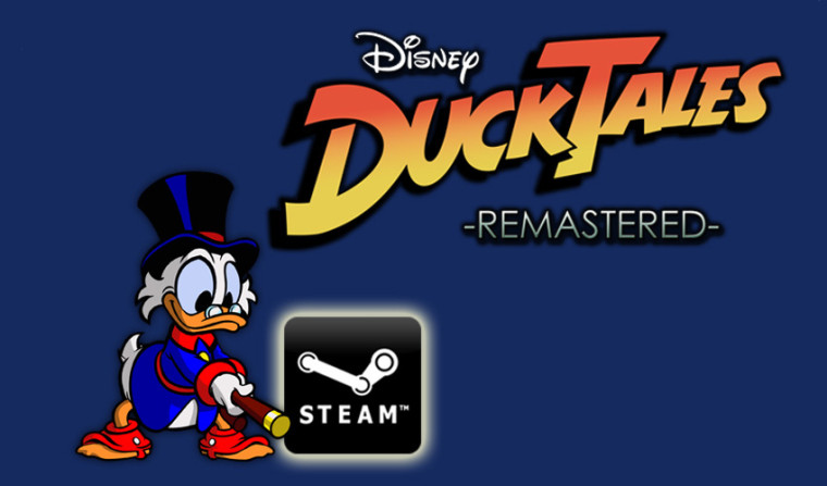 Confirman DuckTales: Remastered para PC