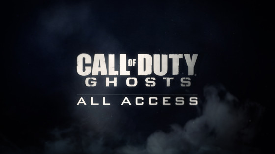 No te pierdas el evento de Call of Duty: Ghosts All-Access