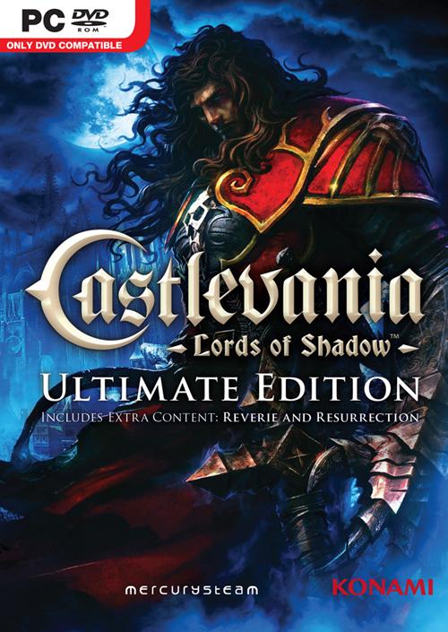 Castlevania: Lords of Shadow: Ultimate Edition se estrenará para PC