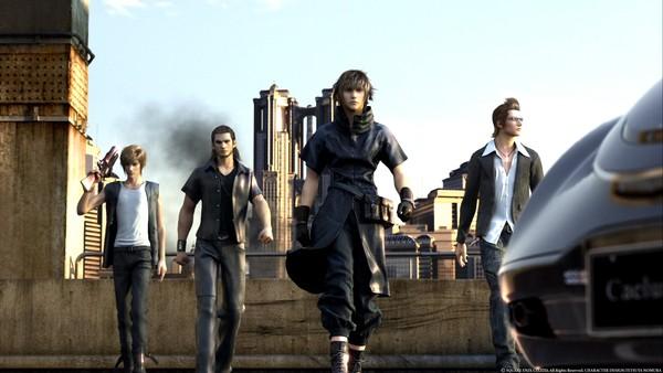 Conoce los primeros detalles de Final Fantasy XV