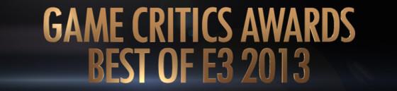 Conoce a los nominados de los Game Critic Awards del E3 2013