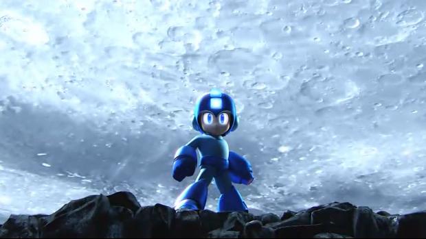 Mega Man se une a la nueva entrega de 'Super Smash Bros.'