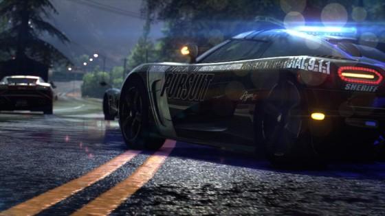 Need for Speed Rivals es la entrada más reciente a la franquicia de carreras más vendida de EA