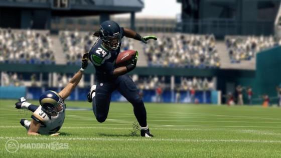Madden NFL 25 debuta como titulo de lanzamiento para Xbox One y PS4