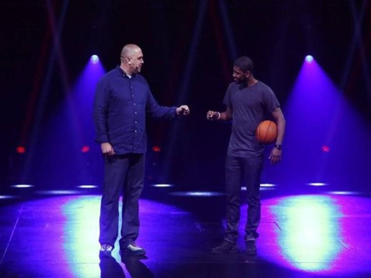 Conoce a Sean O' Brian, Productor Ejecutivo de NBA Live 14.
