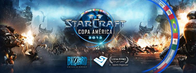 Blizzard anuncia la Copa América 2013 de StarCraft II