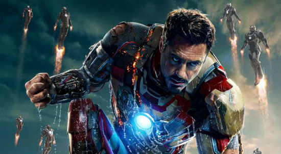 Robert Downey Jr. regresará como Iron Man en The Avengers 2 y 3