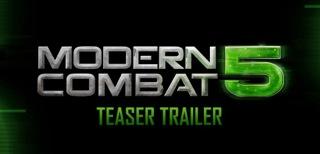 Video: Primer avance de Modern Combat 5