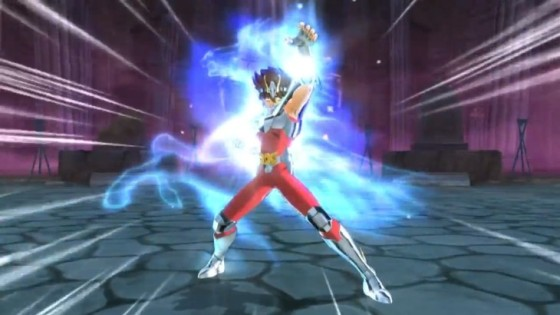 Video: Segundo avance de Saint Seiya: Brave Soldiers