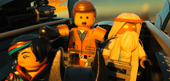 Video: Primer avance de The LEGO Movie