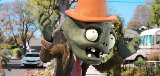 Video: Nuevo avance de Plants vs. Zombies 2: It's About Time