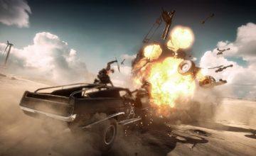 Comic-Con 2013: Nuevo avance de Mad Max