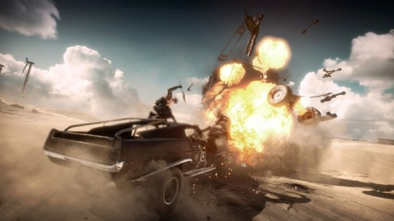 Warner Bros. Interactive anuncia Mad Max