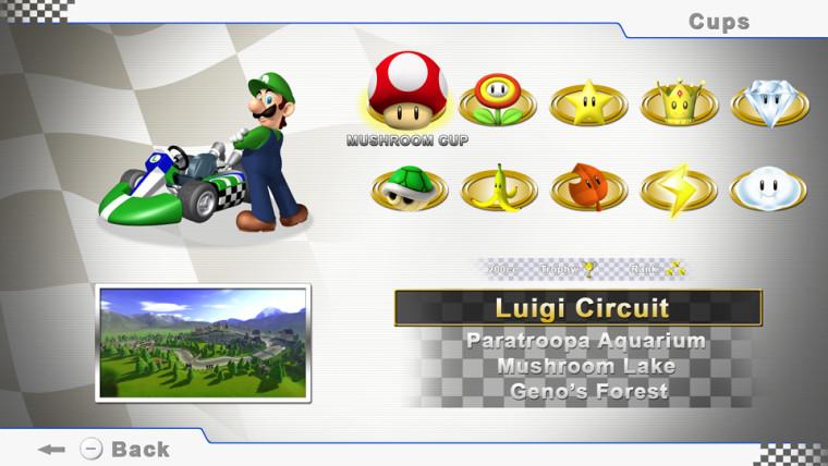 Mario Kart 8 se estrenará para Wii U en 2014