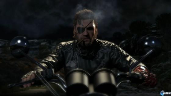 Tokyo Game Show 2013: Nuevo avance con gameplay de Metal Gear Solid 5