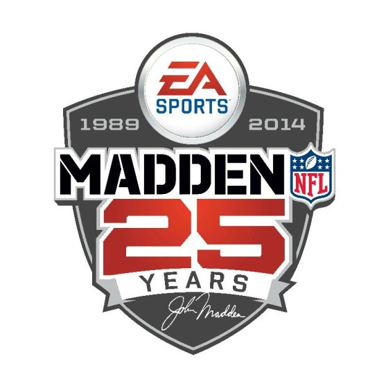Un super equipo para celebrar el 25 aniversario de Madden NFL