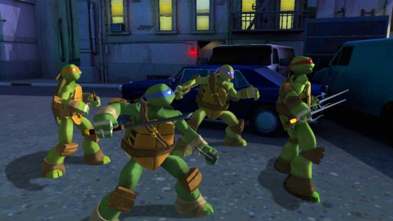 Activision anunció un nuevo juego de Tortugas Ninja