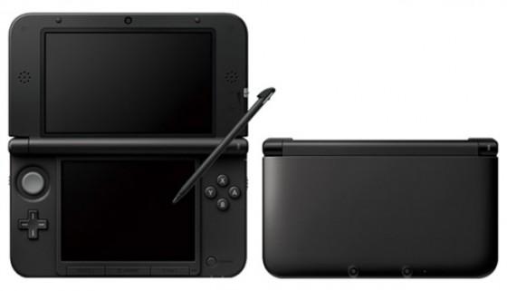 Nintendo estrenará un Nintendo 3DS XL Negro en norteamérica