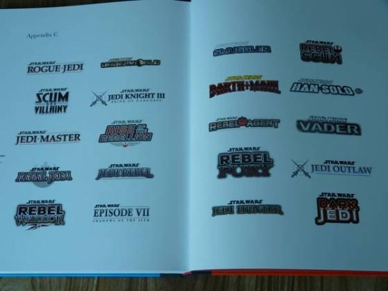 Se dan a conocer veinte juegos cancelados de Star Wars