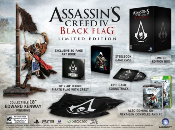 Video: Toma un tour por el caribe con Assassin's Creed IV: Black Flag