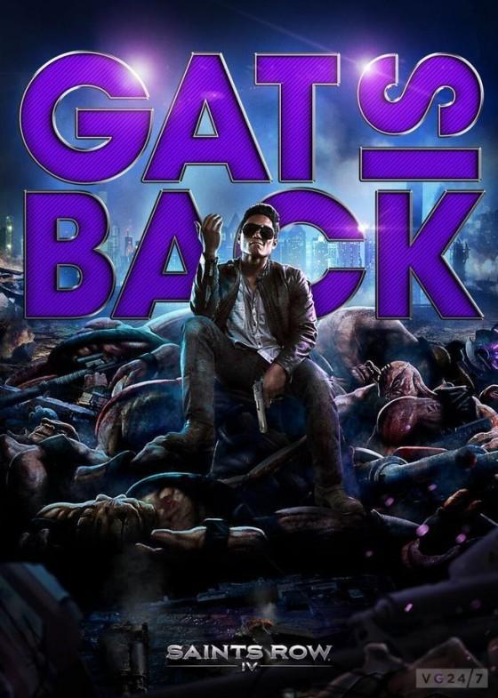 Video: Nuevo avance de Saints Row 4 con Johnny Gat