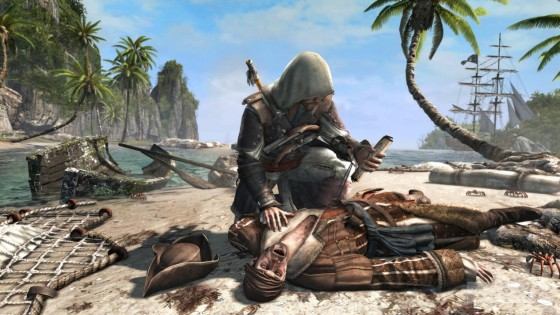 Video: Conoce a los actores de Assassin's Creed IV: Black Flag