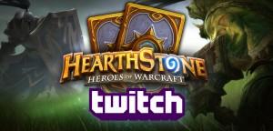 Hearthstone Livestream