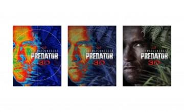 Ya está disponible Depredador en Blu-ray 3D en pre-venta a partir de hoy