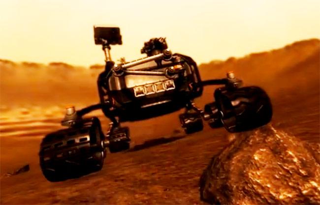 Video: Primer avance de gameplay de Take on Mars, lo nuevo de Bohemia Interactive