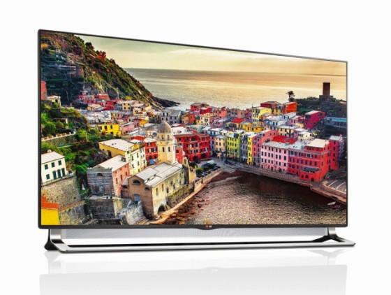 LG amplía su línea de pantallas ULTRA HD TV con los nuevos modelos de 55 y 65 pulgadas