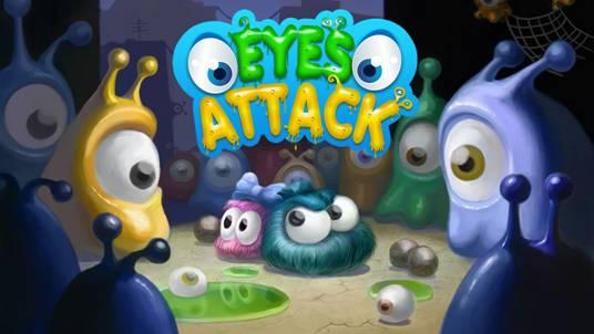 Marvelous revela Eyes Attack, el nuevo título para iOS del genio indie ruso Alexander Murzanaev